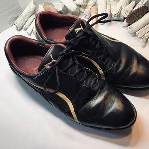 Puma Gortex Golf Shoes Size 11